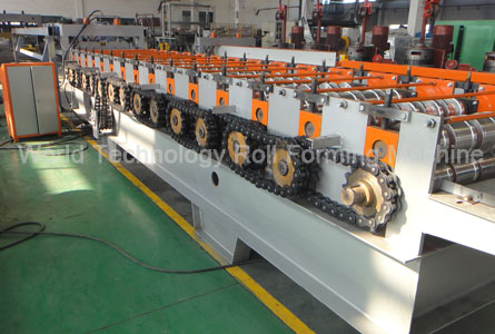 Wall Amp Roof Panel Roll Forming Machine World Technology